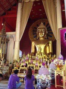 Ultras du Tfc qui prient pour le maintien! Stp Bouddha fais ça pour moi!! :)