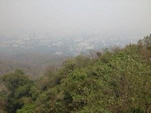 Il fait chaud et c'est pollué la Thaïlande? N'importe quoi!!!