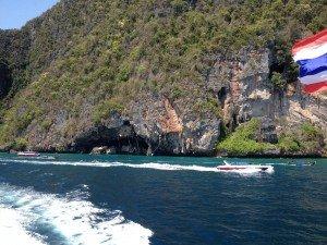 Viking Caves à Phi Phi Leh