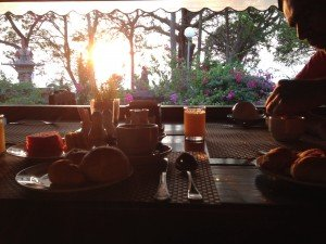 Dernier petit déjeuner à Phi Phi